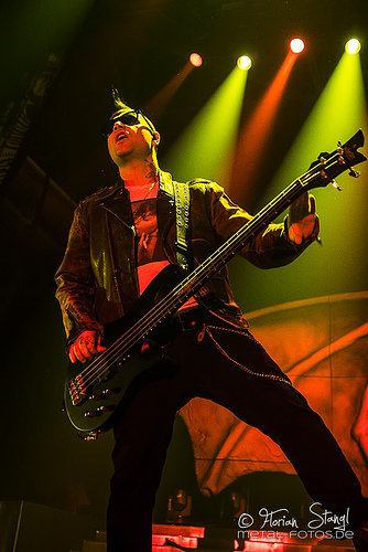 Avenged Sevenfold - Zenith Muenchen - 14-11-2013