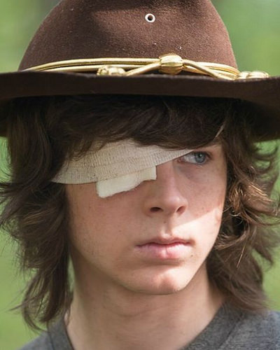 Coming later tonight. Will Carl be the next to die on the Walking Dead Season 7 ? Join the conversation, University of Hermes on YouTube.    #youtube #thewalkingdead