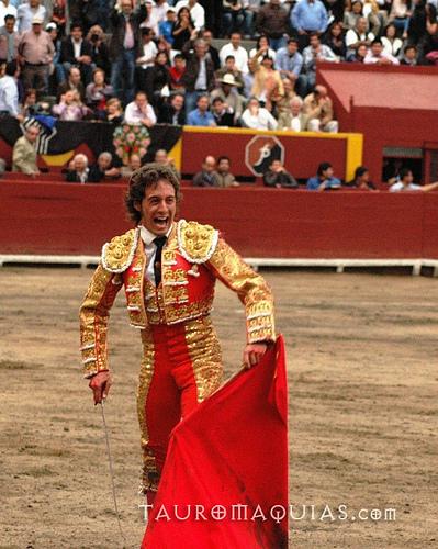 Alfonso de Lima en Acho 2012