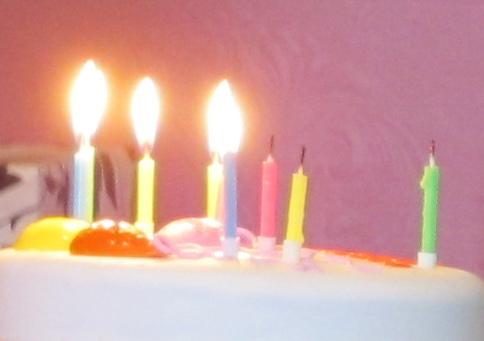 5591 birthday cake